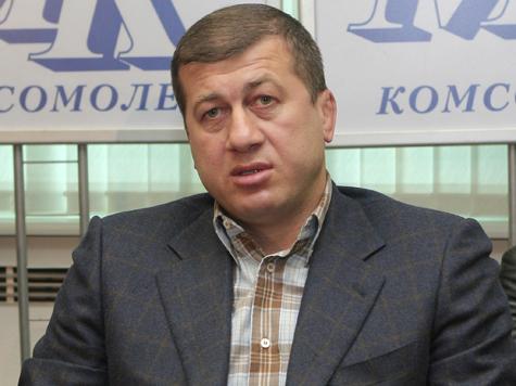 Дзамболату Тедееву не дали улететь на Украину