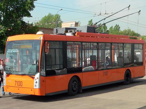 Расширить транспортную систему подмосковного Подольска решили местные власти
