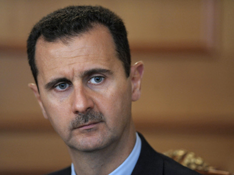 Сирия начала войну