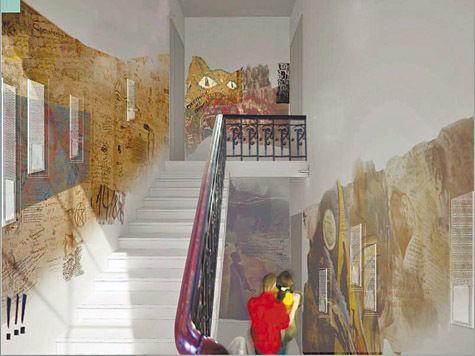 Булгаковская квартира разрастется до музея-заповедника