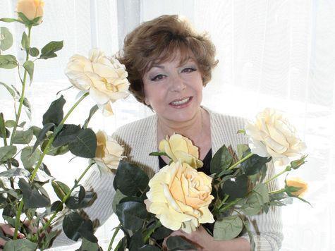 Эдита Пьеха после долгого перерыва побывала на родине в Польше