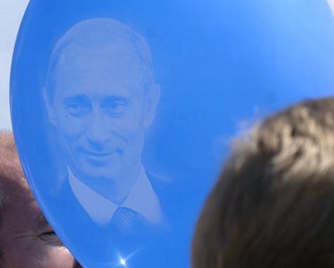 Поднебесная поучила Путина