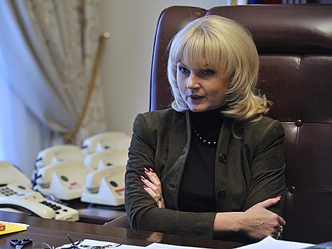 Татьяна Голикова: