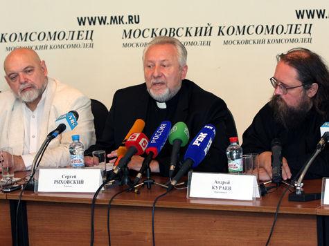 Протодиакон Андрей Кураев нашел в законе о защите чувств верующих проблему с чувствами