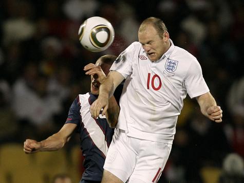 Англия сыграла вничью с США