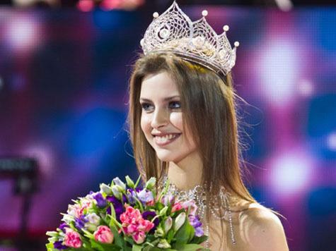 Мисс Россия поборется за Мир
