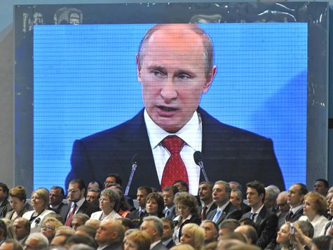 Три круга Путина