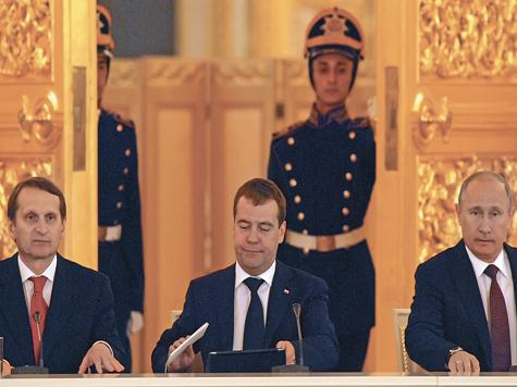 Лес Зюганова и папа Жириновского