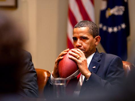 Черный человек в Белом доме