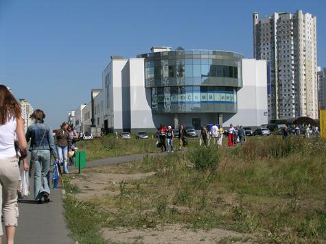 Загрязненная Капотня не будет помехой новому парку