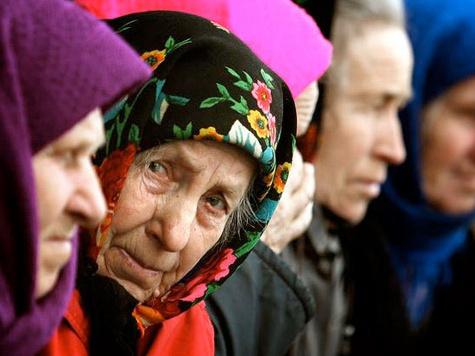 Жизнь ради пенсии