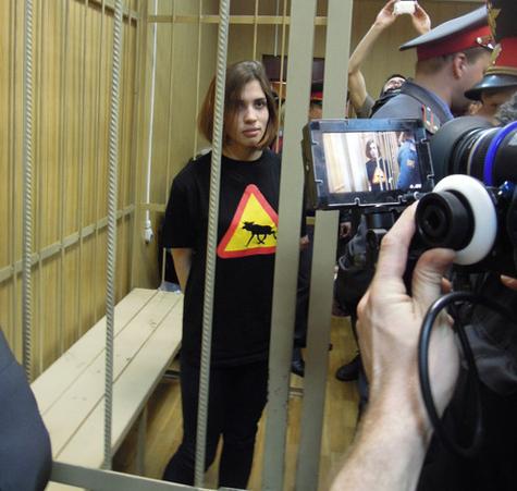 Надежда Толоконникова назвала двух остальных участниц выступления в ХХС