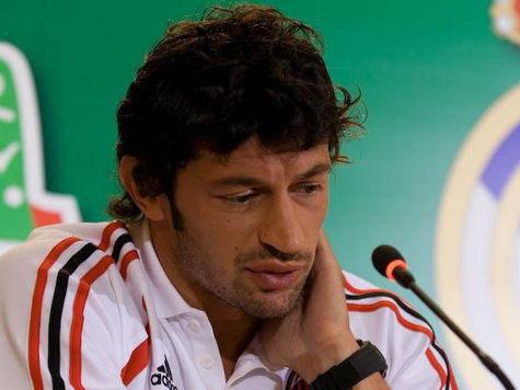 Иванишвили проводил Каладзе из футбола