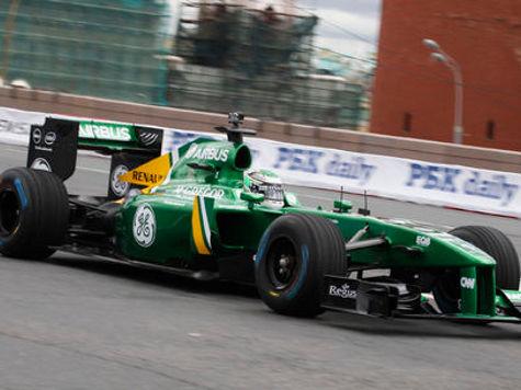 Фальстарт Формулы-1 в Сочи