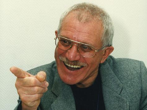 Александр Митта снимает фильм про Марка Шагала