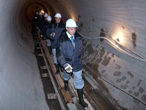 Главным событием Года охраны окружающей среды в Санкт-Петербурге станет завершение строительства Главного канализационного коллектора