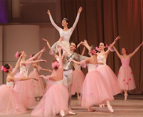 Котенок в балетных сапогах