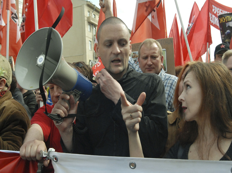 Сергей Удальцов подал заявку на проведение мероприятия в столичную мэрию