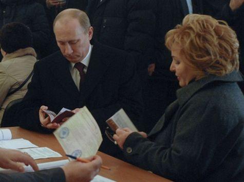 Впервые в истории России президентская чета объявила о разводе