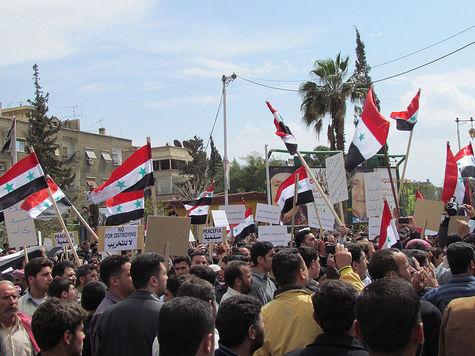 Лидер сирийской оппозиции не усидел на месте