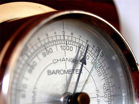 Коррупцию измерили барометром