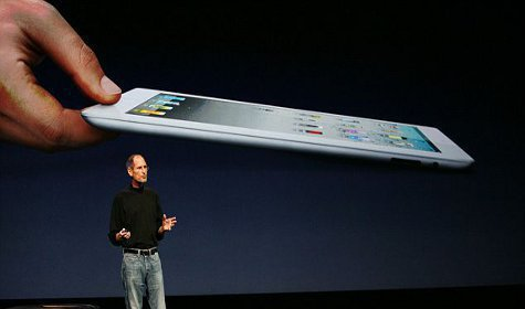 Созданный Стивом Джобсом iPhone 5 выйдет в 2012 году