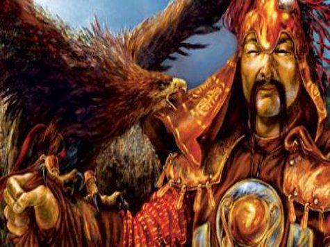 Сенсация: Украинские археологи обнаружили богатейшую ставку ханов