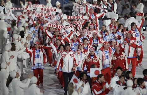 """На российских олимпийцах делали деньги фирмы-""""однодневки"""""""