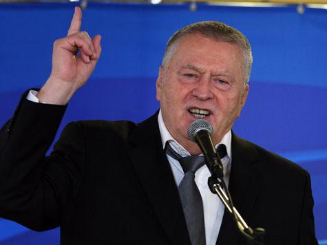 Жириновский назвал виновных в своем «наезде» на Кавказ
