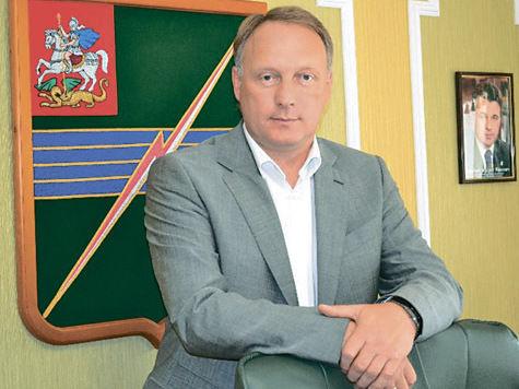 Глава Электрогорска Игорь Красавин: «Если нам поработать 4—5 лет, то мы сделаем здесь оазис»