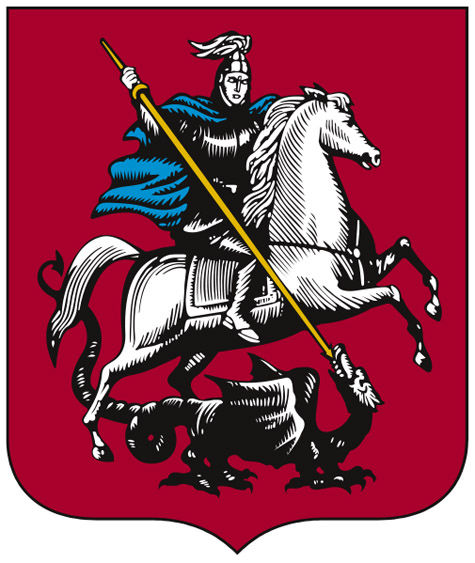 Герб Москвы скрестят с орденом по случаю праздника