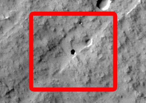 В школах США детей учат находить дыры на Красной планете
