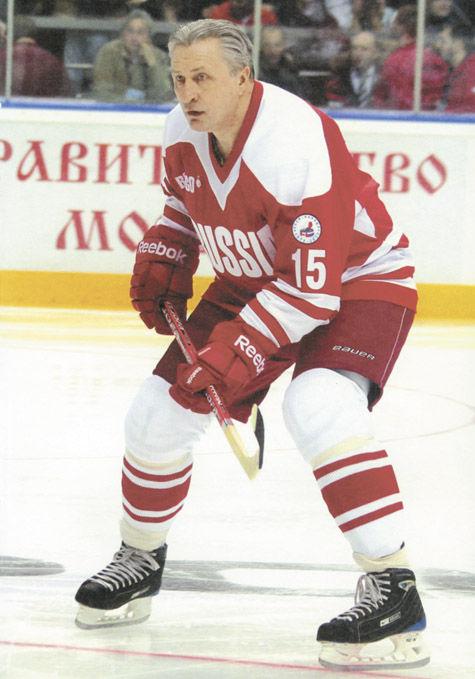 Ледовые страницы Александра Якушева