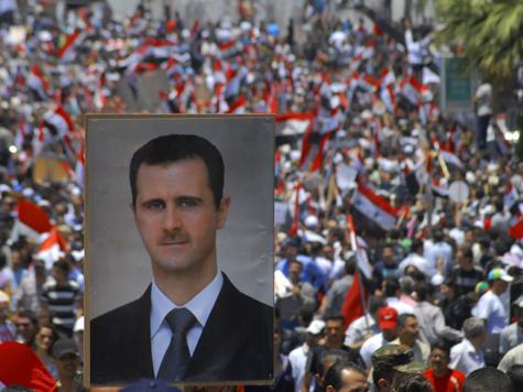 С гостями из Сирии все же встретится Михаил Маргелов