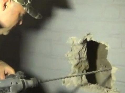 В Калининграде вскрыли подземный ход, ведущий к янтарной комнате. ВИДЕО