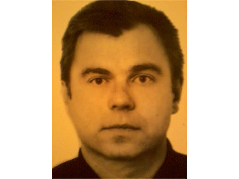 Внимание розыск! Опоркин Дмитрий Владимирович