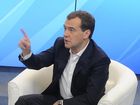 Дмитрий Медведев: «Для меня резолюции Европарламента ничего не значат»
