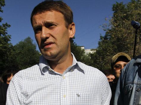 Навальный отметил условный срок в ресторане «Царское село»