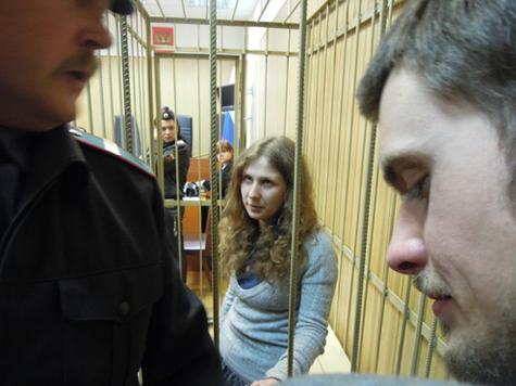 Суд опросил вторую жертву «Pussy Riot»