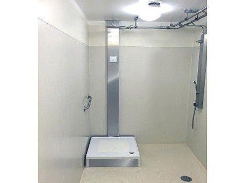 Придумана система, позволяющая принять десятиминутный душ пятью литрами воды