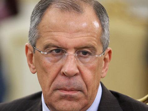 Глава МИД РФ провел пресс-конференцию по сирийскому конфликту