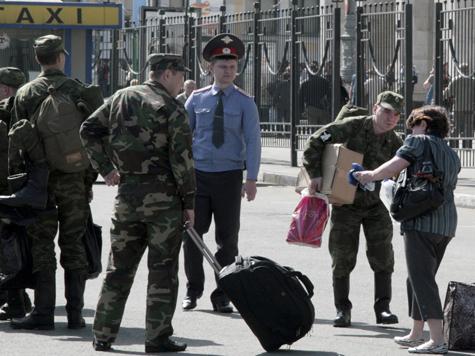 В военкоматах Москвы думают о будущем «дембелей»