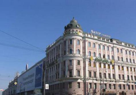 """Владелица бутика женской одежды в элитном торговом центре """"Галерея Актер"""" была убита в своей квартире в центре столицы в конце прошлой недели"""