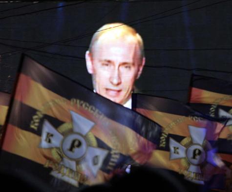 «Путин-крут» вместо «Фобос-Грунт»