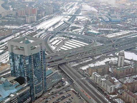 «МК» стали известны детали дорожной перестройки у делового центра