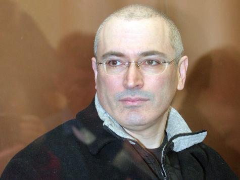 Ходорковский и Лебедев могут выйти на два года раньше