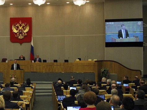 Министр Мантуров привел в Думе печальную статистику