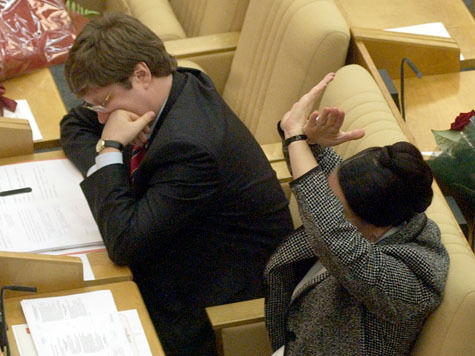 Проверка, которую просил провести Илья Пономарев, обернулась против него самого