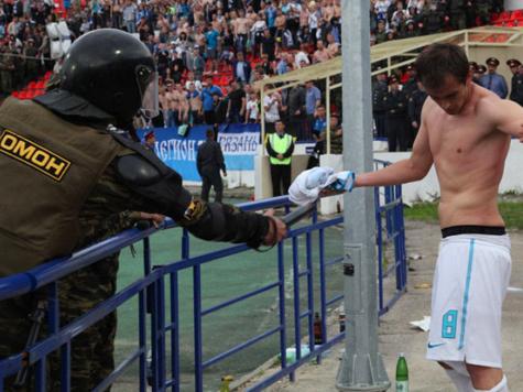 Серб в электрошоке от российского футбола