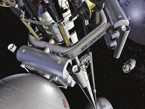 Нищий космического масштаба
